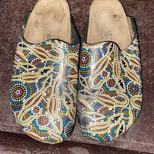 Birkis by Birkenstock 259 L8 shoe clog mule